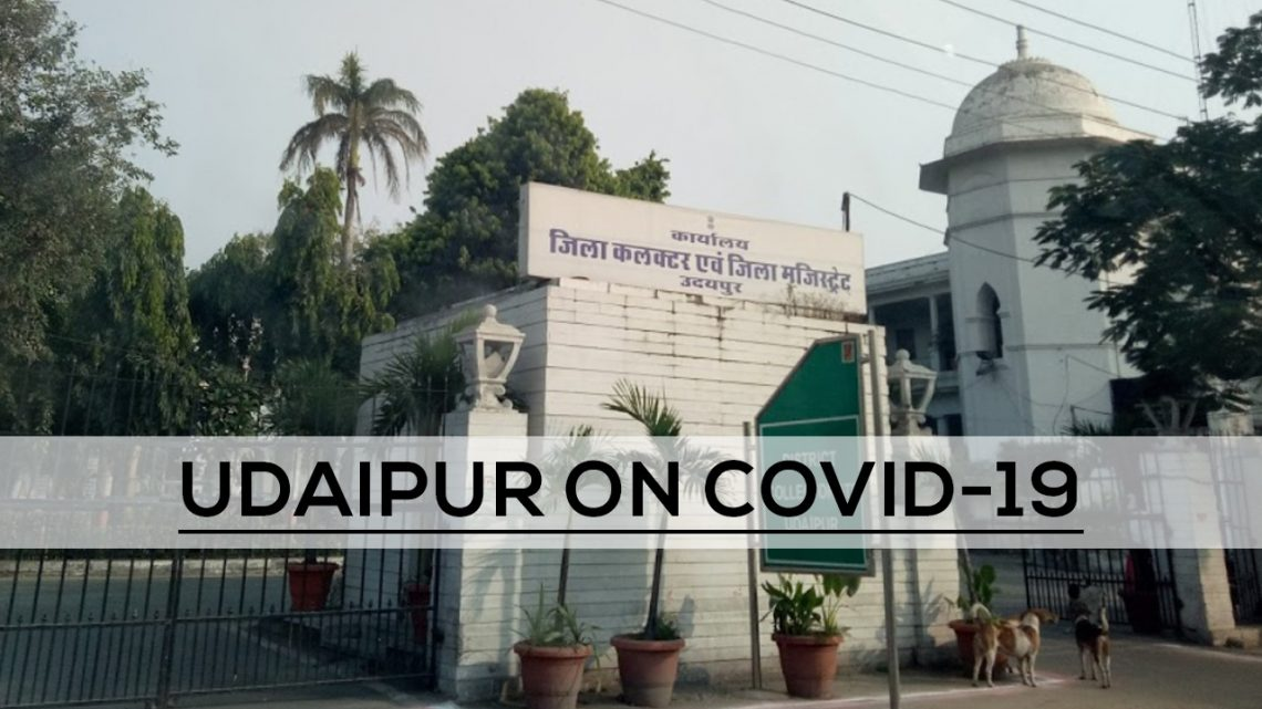 Coronavirus Update in Udaipur