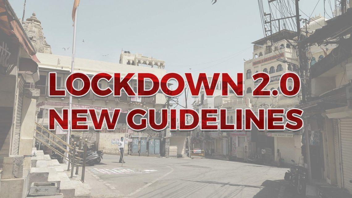 Lockdown Guidelines