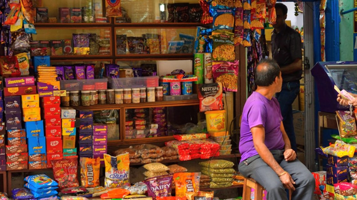 Udaipur Kirana Shops