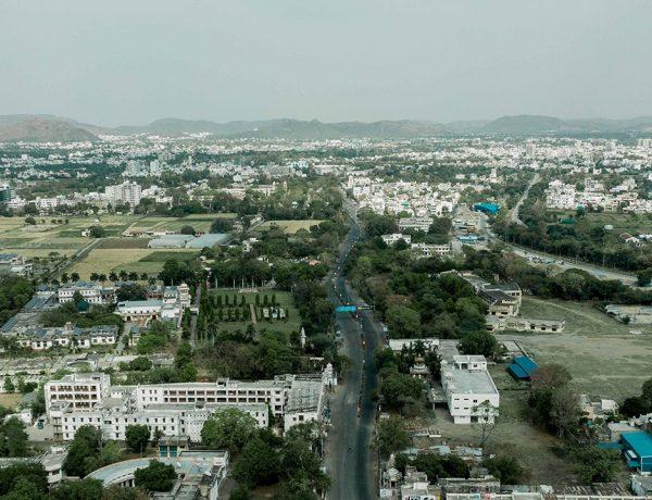 Udaipur Curfew Areas