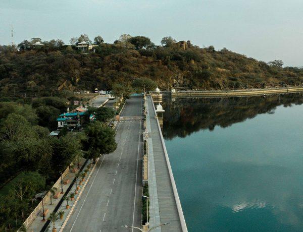 Fatehsagar Pal Udaipur