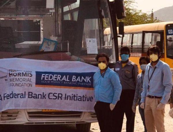 Federal Bank CSR initiative