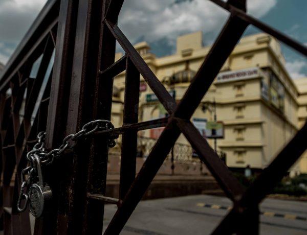Udaipur Sunday Lockdown