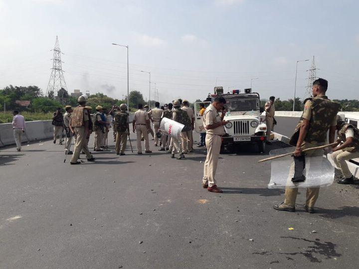 Udaipur Tensions