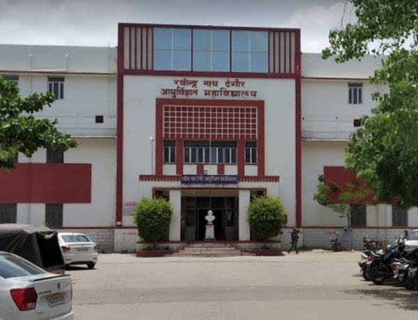 RNT Medical College Udaipur