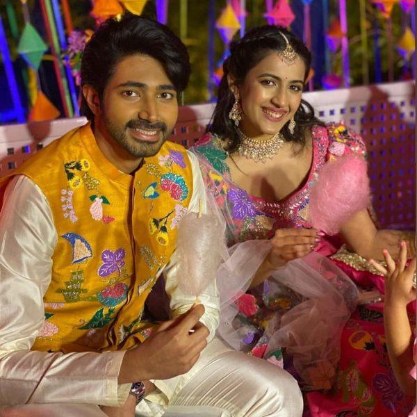 Niharika Konidela and Chaitanya JV Sangeet in Udaipur