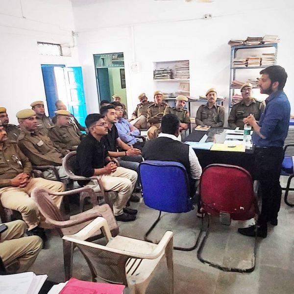 Cybercrime free Rajasthan rakshasutra foundation