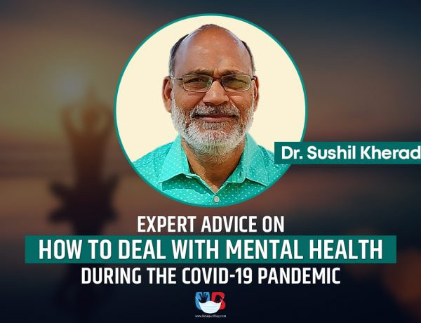 UB Baatcheet with Dr. Sushil Kherada about Mental Health
