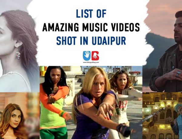 list of amazing music videos shot in udaipur