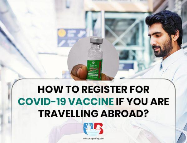 COVID Vaccine for International Travel